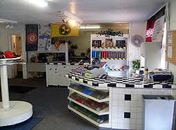 Store at paintball paradise